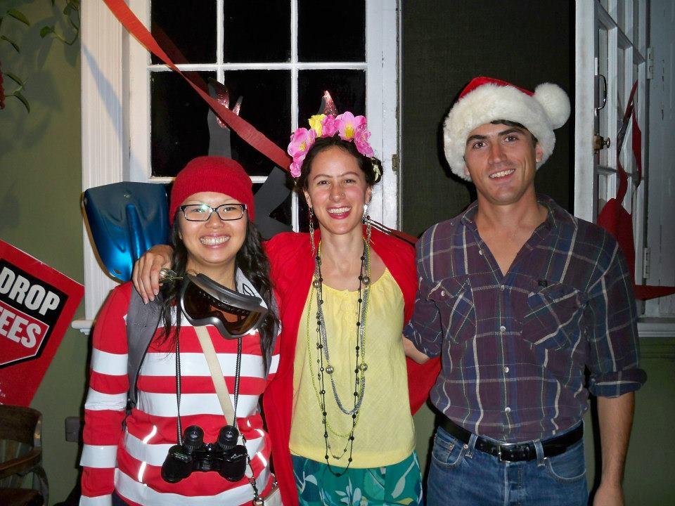 lab halloween 2012